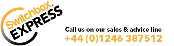 Switchbox Express - Call us on our sales & advice line +44 (0)1246 387512